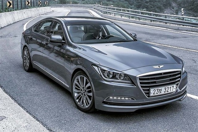 Hyundai's latest car automatically slows down for speed cameras