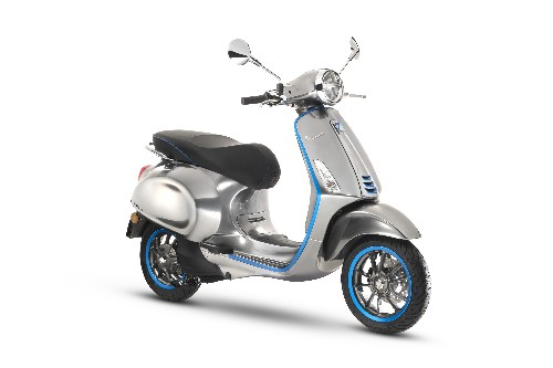 Vespa's first electric scooter is coming in 2018 with 62 miles of range