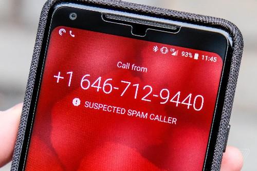 The Senate votes to approve anti-robocalling bill