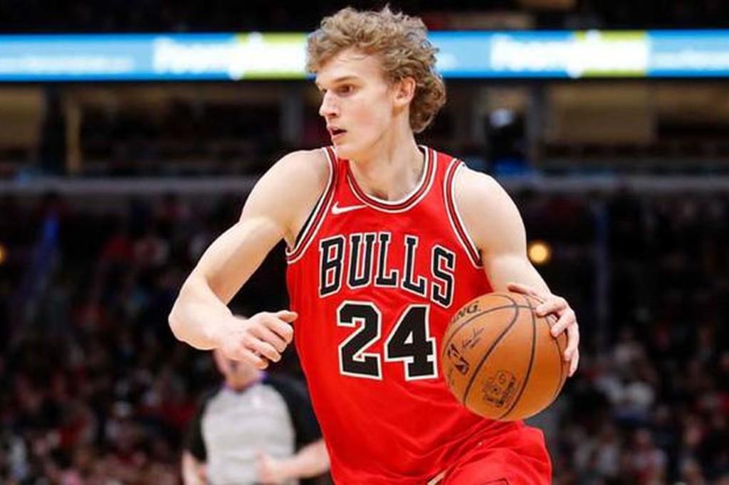 Chicago Bulls - cover