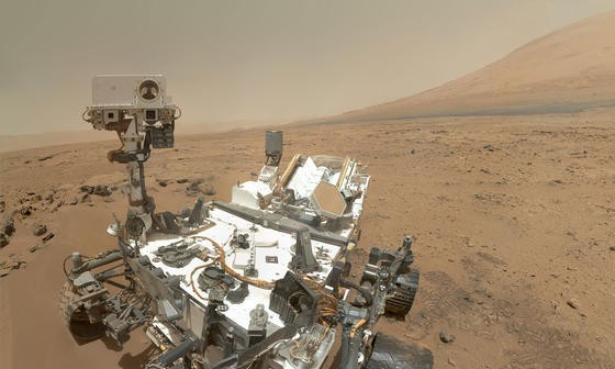 NASA's Curiosity rover went into safety mode over the weekend