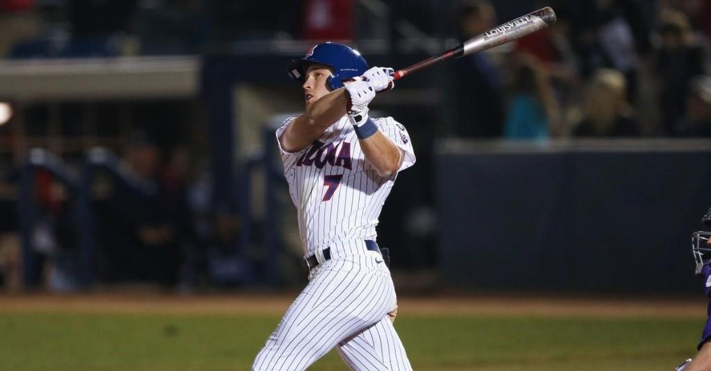 3 Arizona baseball players named San Diego League All-Stars