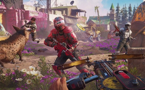 Far Cry: New Dawn is a post-apocalyptic sequel to Far Cry 5