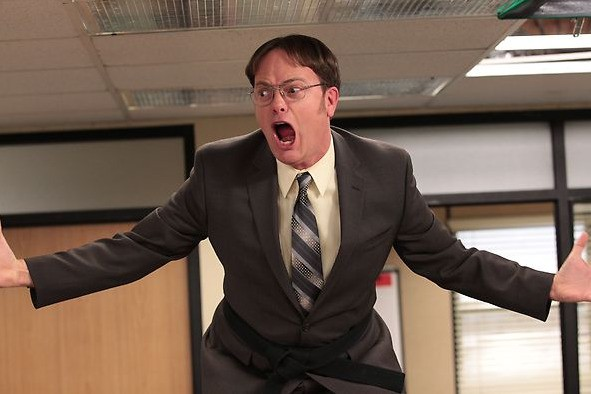 Watch every single cultural reference in 'The Office' with this time machine