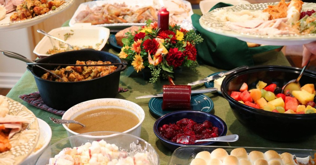 Center for Disease Control Says to Bring Your Own Food if You Insist on Doing Thanksgiving This Year