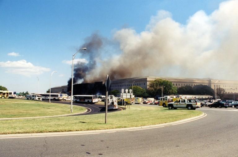 Photos: FBI images of 9/11 Pentagon terrorist attack