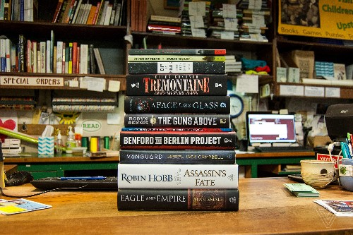 31 science fiction, fantasy, and horror books to read this May