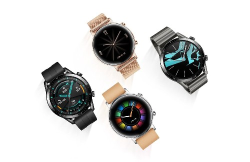 Huawei Watch GT 2 runs LiteOS and lasts up to two weeks