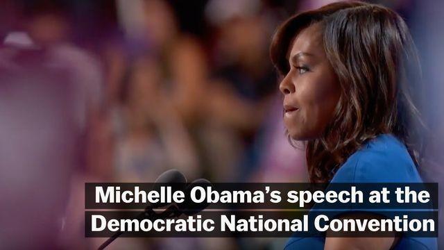 Michelle Obama - Magazine cover