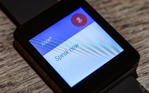 Android Wear preview: this is how Google makes a smartwatch