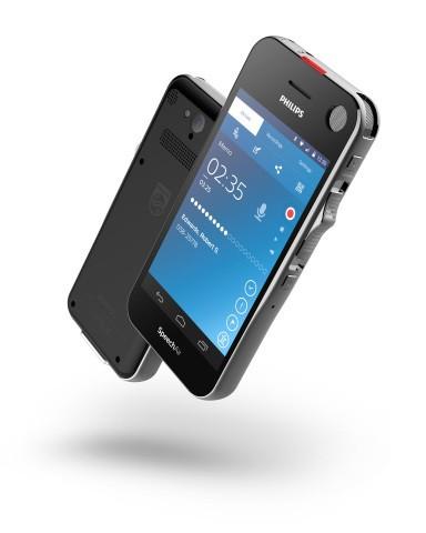 Philips' SpeechAir voice recorder runs on Android