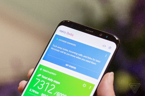 Bixby reportedly delayed in the US due to lack of data