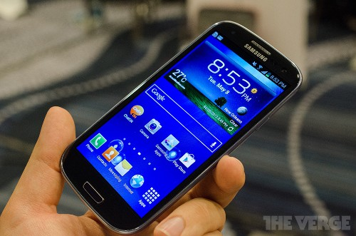 Galaxy S III software leak reveals potential S4-class upgrades