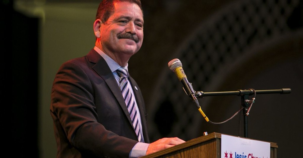 ENDORSEMENT: Jesus 'Chuy' Garcia for Congress in 4th District