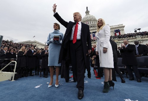 The Trump inauguration is now being criminally investigated