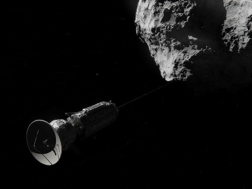 NASA's Comet Hitchhiker will help create a guide to the galaxy