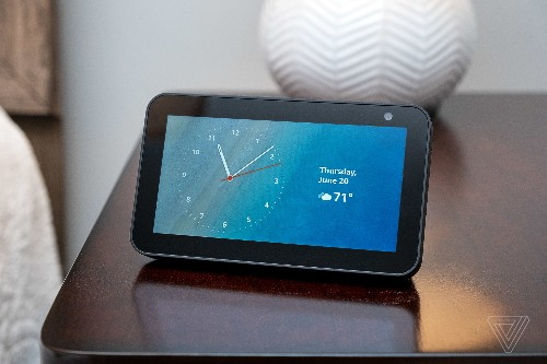 Amazon's Echo Show 5 is the smart alarm clock to get