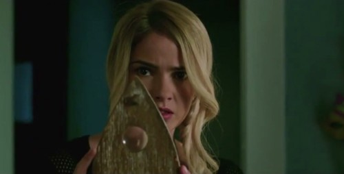 Snapchat just ran its first ad and it's for 'Ouija'