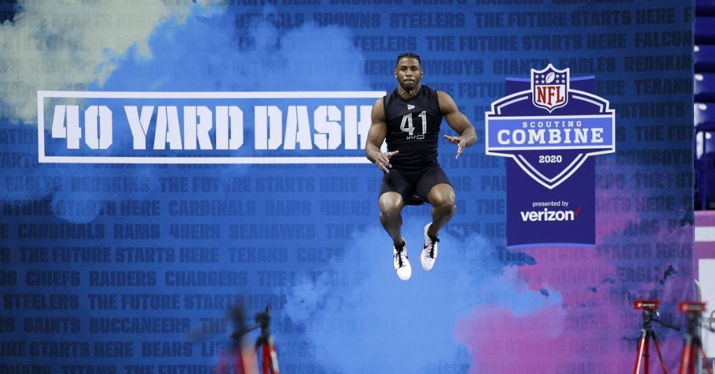 The 6 most impressive numbers from this year's NFL Combine