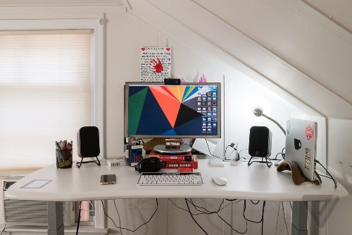 Can a smarter desk get you to move more?