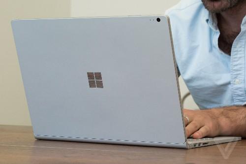 Microsoft's new Surface Book update will fix sleep problems