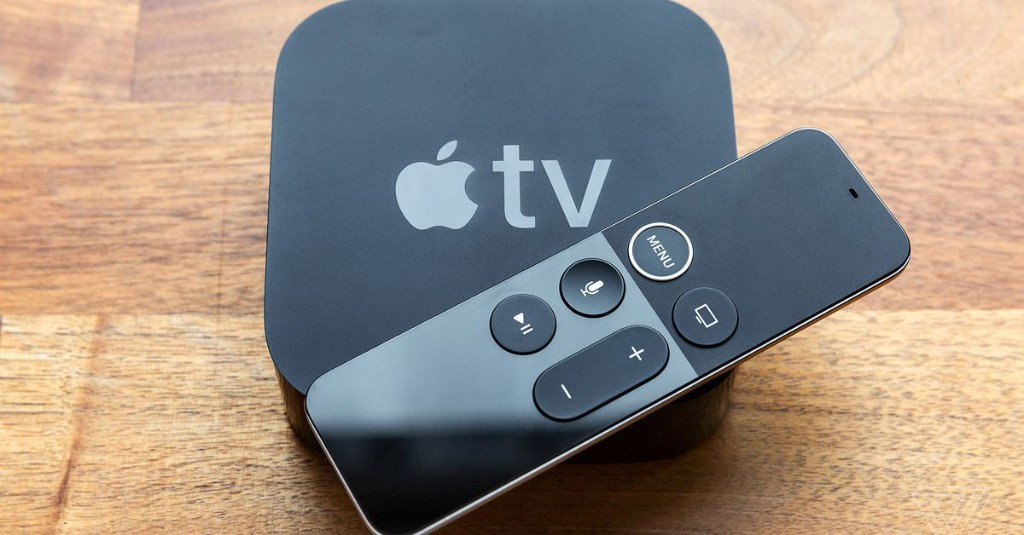 The New Apple TV cover image