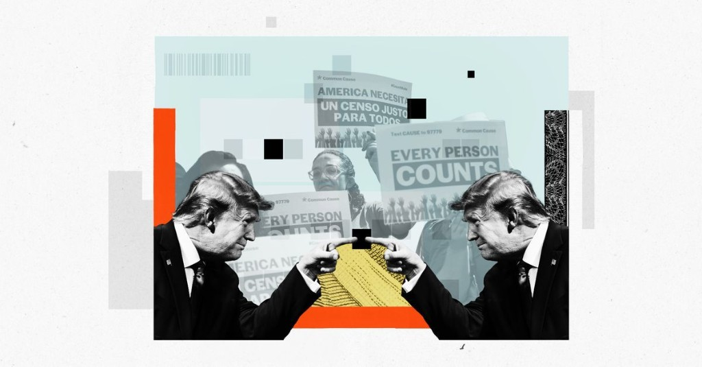 Trump's obstruction of the 2020 census, explained