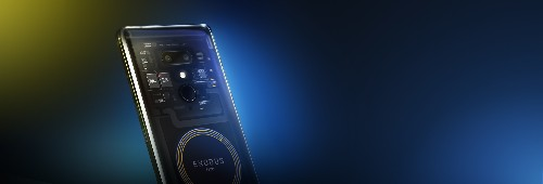 HTC's blockchain phone is ready for preorder