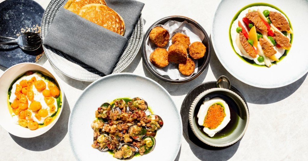 How Outdoor Dining Is Chilling Out the Menu in San Francisco