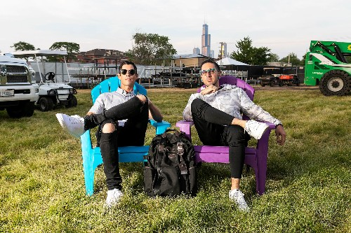 What's in your bag, Big Gigantic?