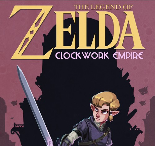 Zelda plays the heroine in 'Clockwork Empire' concept game