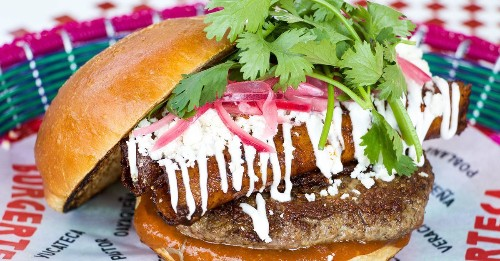 Custom Mexican Burgers and Ceviche Are Coming to San Antonio's Riverwalk