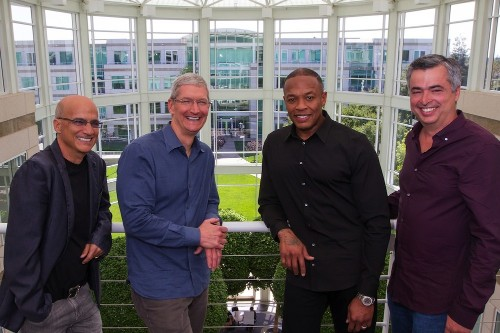 Apple buys Beats for $3 billion: all the news on the not-so secret acquisition