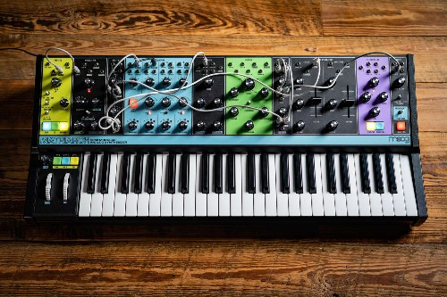 Moog's new Matriarch is a powerful analog synth