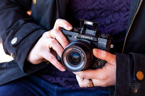 Fujifilm X-T30 review: a little wonder of a camera