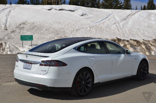 Tesla is making the Model S a bit more luxurious, and more expensive