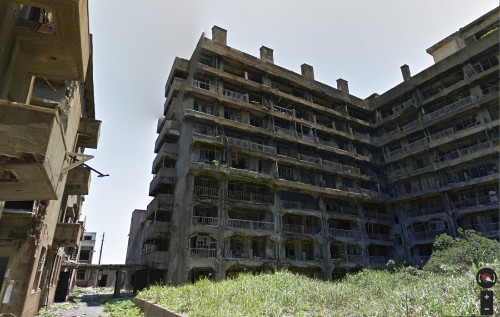 Google Street View adds abandoned Japanese island that inspired 'Skyfall'