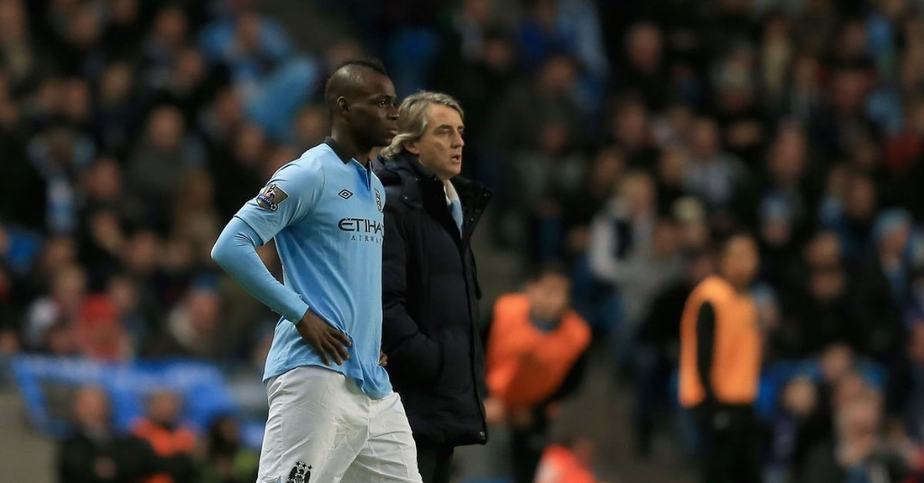 Remembering Mario Balotelli's Only Premier League Assist as He Turns 30