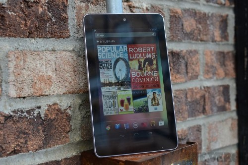Google Nexus 7 with mobile data review