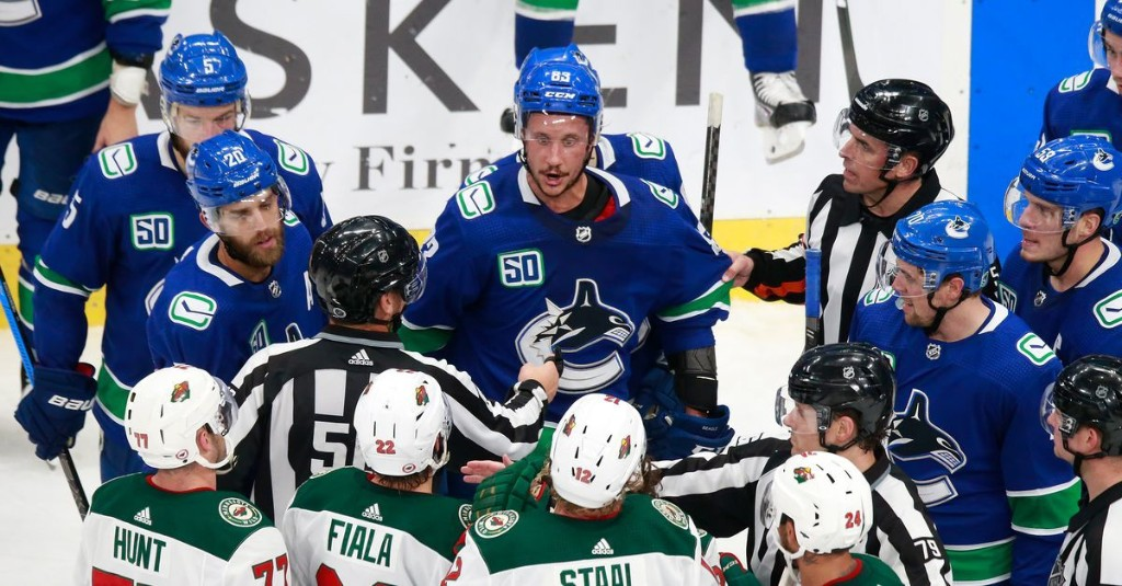 GAME DAY IN THE BUBBLE PREVIEW — CANUCKS VS WILD: GAME THREE