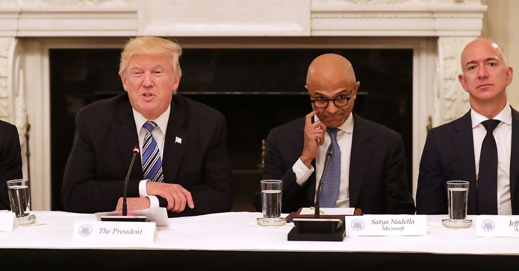 If Big Tech is Too Big, what are TikTok, Microsoft, Donald Trump doing?