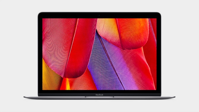 New MacBook announced with 12-inch Retina display, shipping April 10th for $1,299