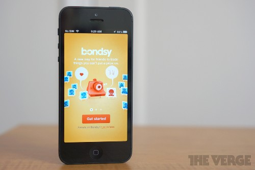 Trading bacon for beans: a mobile app helps users barter unwanted items