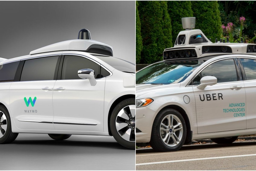Alphabet's lawsuit against Uber will go to trial