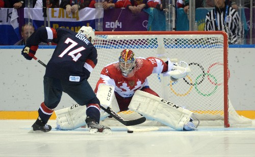 Winter Olympics hockey schedule: Game info, TV coverage and times for Sochi 2014