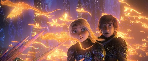 How to Train Your Dragon 3 is a simple movie with a complex execution