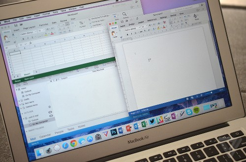 Office 2016 for Mac finally catches up to its Windows equivalent