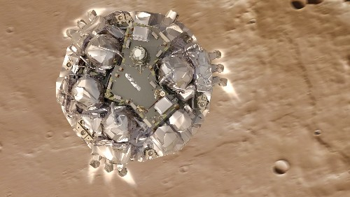 How the ExoMars spacecraft will make its way to the surface of Mars
