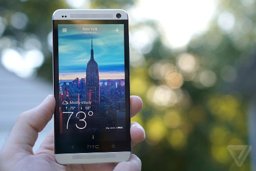 Yahoo's beautiful new weather app comes to Android