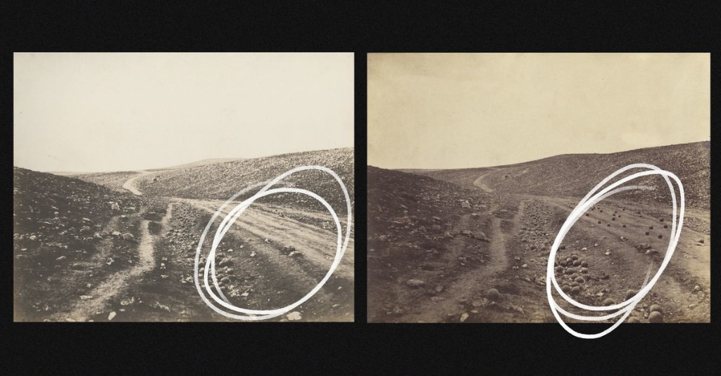Was this famous war photo staged? Errol Morris explains.